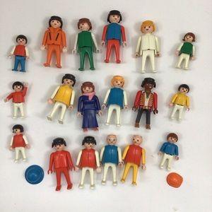 $15 bundle ite🍀 18 Vintage PLAYMOBIL figures